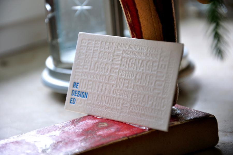 Tag Visitenkarten Hannover Letterpress By Letterart