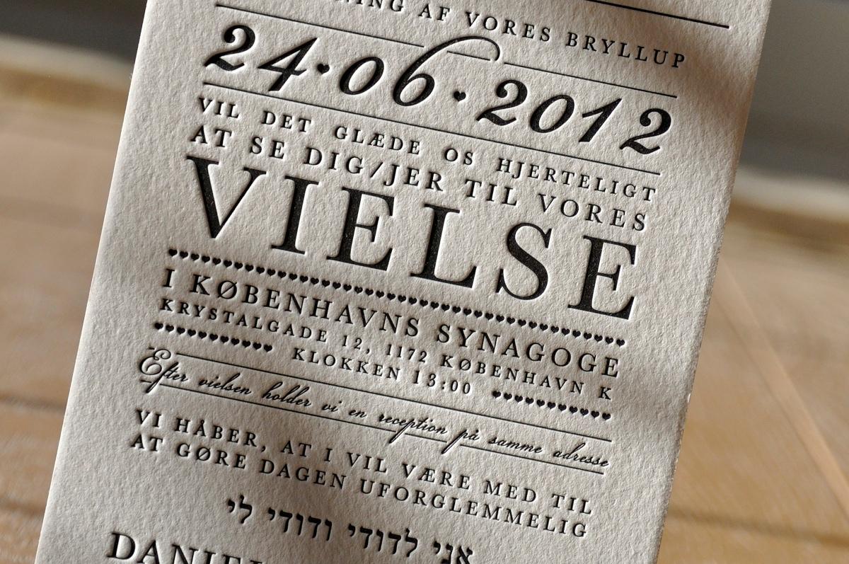 Id 5425 zoom - letterpress by letterart
