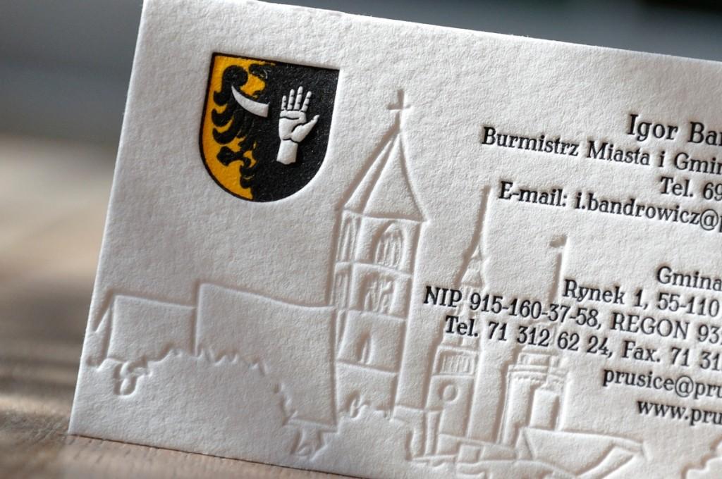 Tag Baumwollpapier Letterpress By Letterart