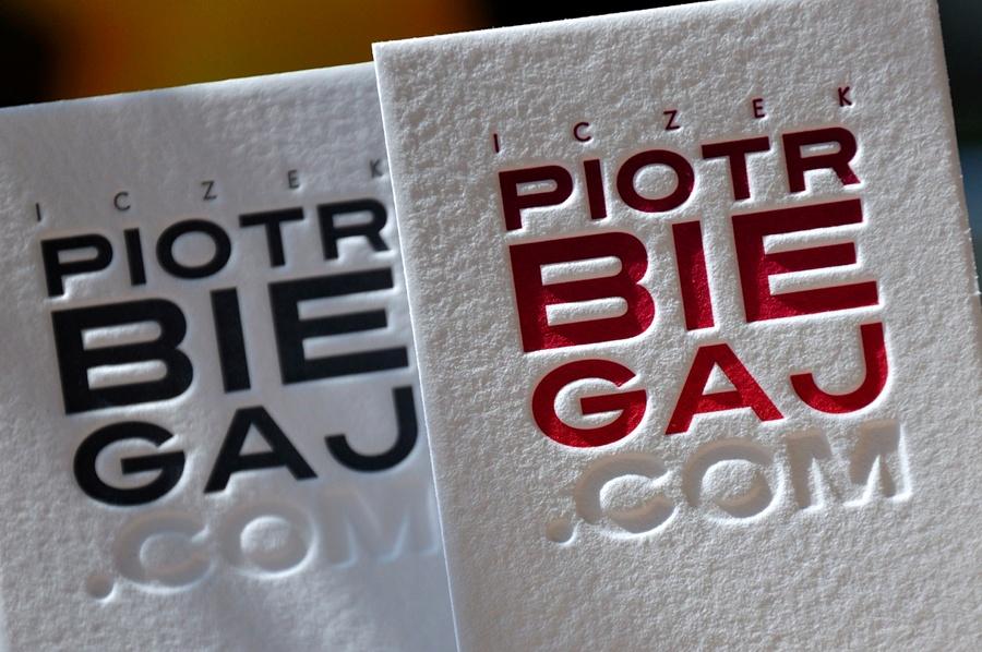 Tag Visitenkarten Letterpress By Letterart